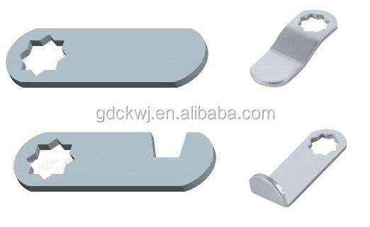 high quality custom zinc alloy chrome metal multi cabinet cam lock cabinet lock for sale