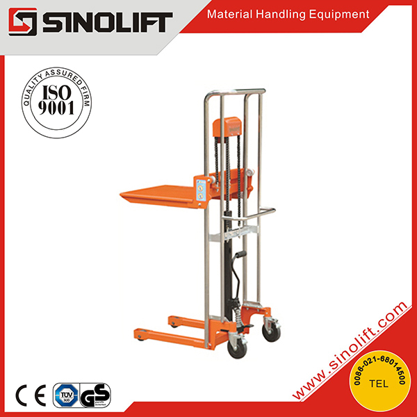 Hot - TF Hand Platform Stacker with CE
