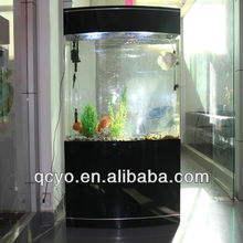 Acrylic factorty directly sale bullet fish tank