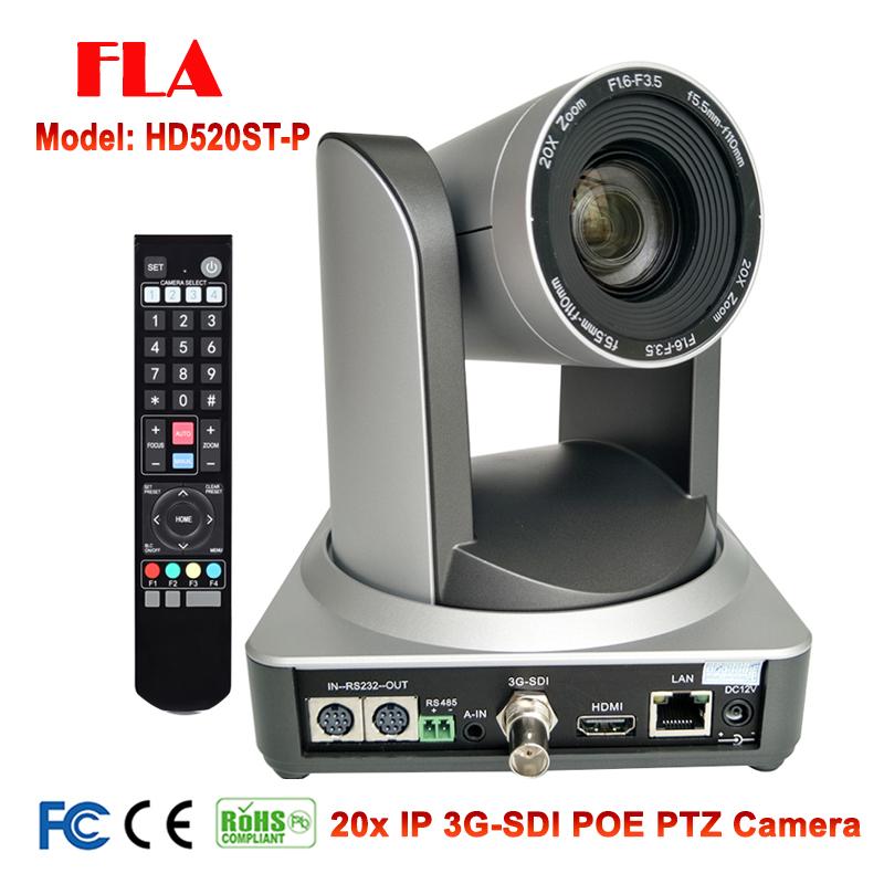 2MP 20x Zoom óptico Color emisión Digital cámaras de vídeo 3 gsdi IP POE Streaming conferencias trípode - ANKUX Tech Co., Ltd