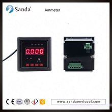 digital analog dc ampere meter digital ammeter manufacturer