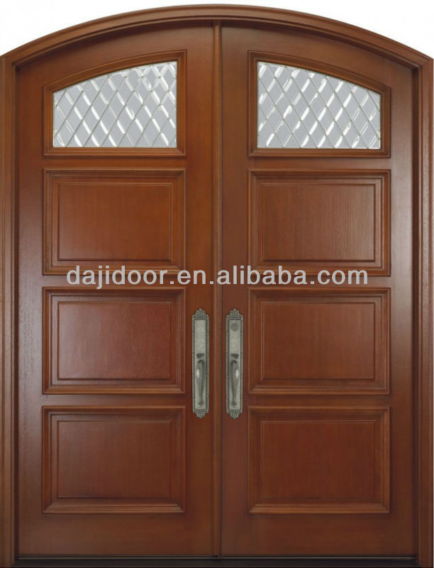 Used Wood Exterior Doors For Garage DJ-S9554MA