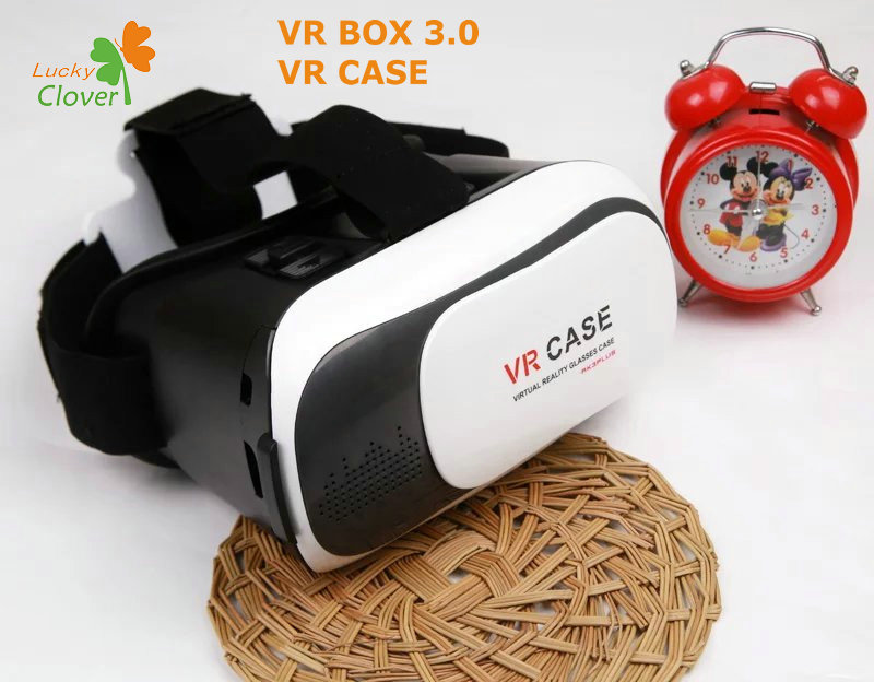 VR Box 3D Glasses Google Cardboard With Blue film sex video google China Price for Version 3.0 VR Case virtual reality 3D Glasse