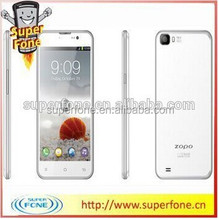 New Style MT6582 Android 4.2 Cell Phone Quad Core Mobile Phone (ZP980+)