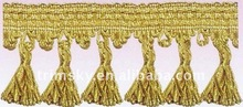 Window curtain Tassel Fringe