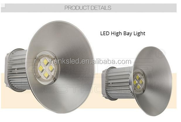5 YEAR Warranty Meanwell driver LED warehouse light 85-265V IP65 200W led high bay light