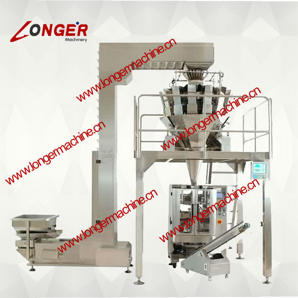 Multifunction Automatic Milk Powder/Seed/Peanut Packing Machine