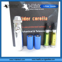 l rider lambo newest ecigs ,most popular rider Corolla ,full mechanical mod ,telecope