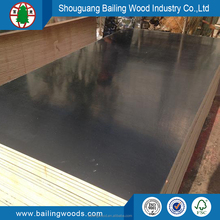 12mm black film faced plywood timber for construction