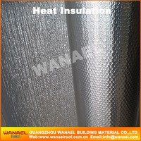 Wanael Prefabricated Roof Reflective Bubble Insulation