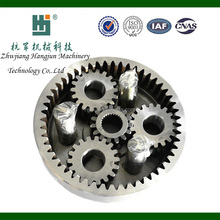 High Quality XGMA/LONKING/XCMG/SDLG original loader part gear ring / internal gear