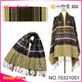 New High Quality Tribal Design Stock Hmong Scarf