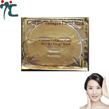 High Moisture Anti-Aging Remove Wrinkle Gold Bio Collagen Facial Mask