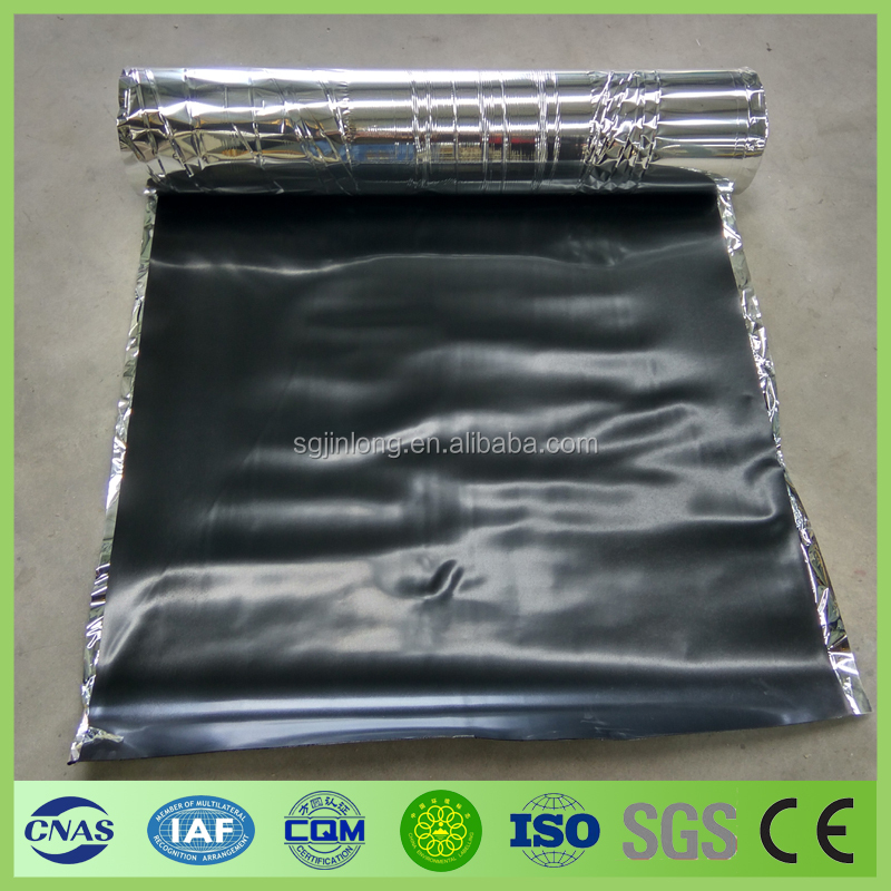 HDPE Self Adhesive Basement Waterproofing Membrane for cheap price