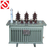 11Kv 500Kva Sh15 Series Amorphous Alloy Full Enclosed Pole Mounted Distribution Transformer