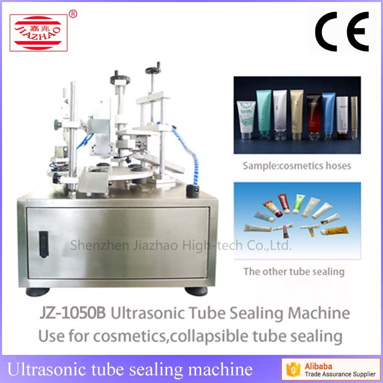 Semi automatic Paste Tube Ultrasonic Filling Sealing Machine for Sale