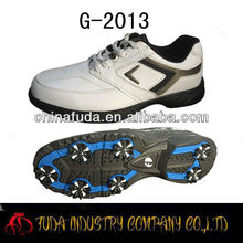 2014 new design golf shoe