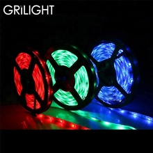Factory Price 30leds per meter 5m roll smd 5050 rgb waterproof led strip light