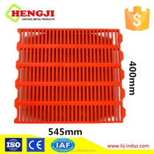 plastic slats for poultry / pig / goat farming equipments