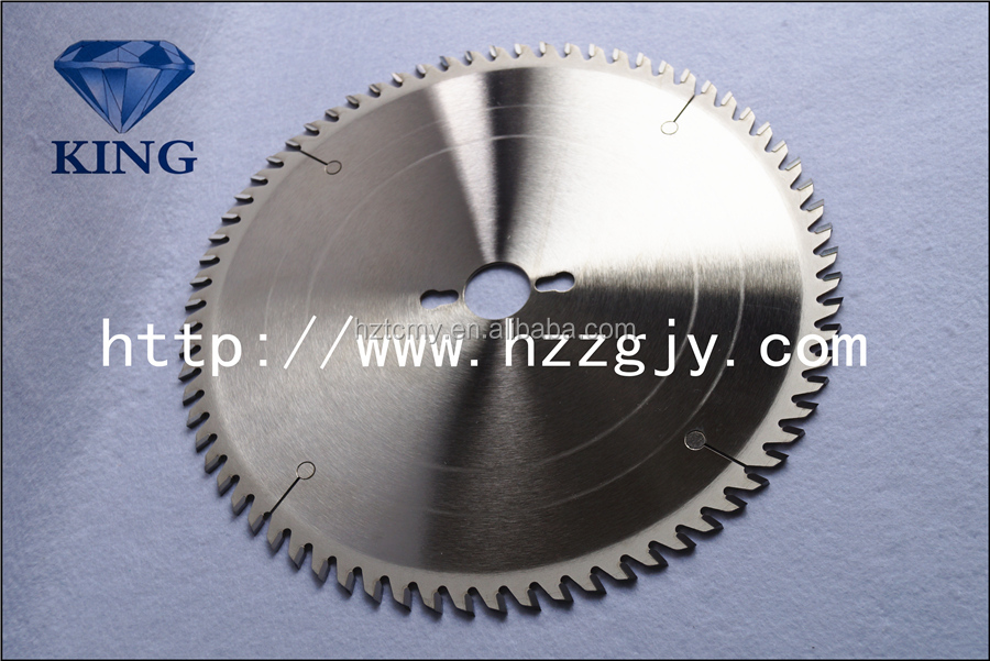 300*72T Incredibly clean cut table saw blade