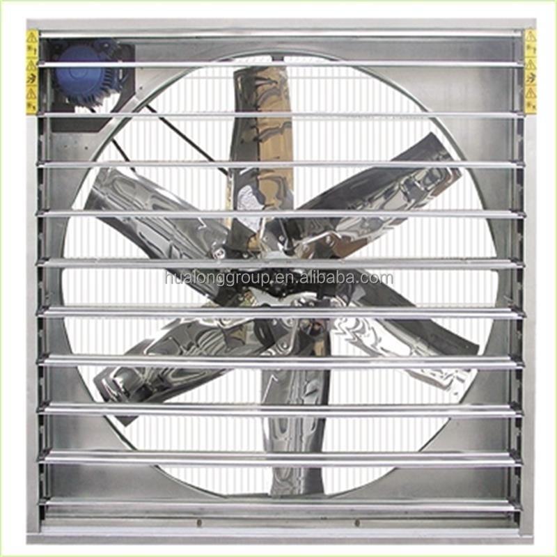 Industrial Wall Exhaust Fan : Wall mounted poultry house ventilation fan industrial