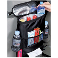 Multi-Pocket Car Seat Back Organizer