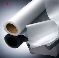 IMI Industry sliver metallized polyester hologram film