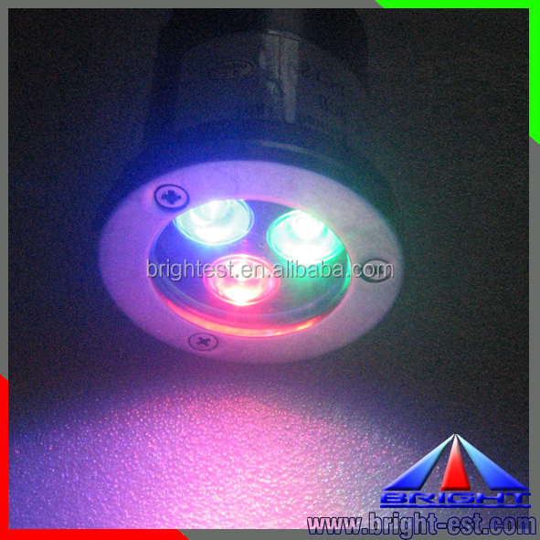 9W LED Inground Lights, Exterior Inground LED Lights, IP67 LED Light Floor Landscape