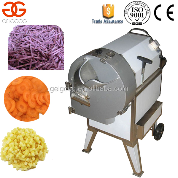 Vegetable and Fruit Cutting Machine/Industry Multi-Function Vegetable Cutting Machine