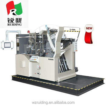 China Leading Manufacturer automatic hot foil stamping machine