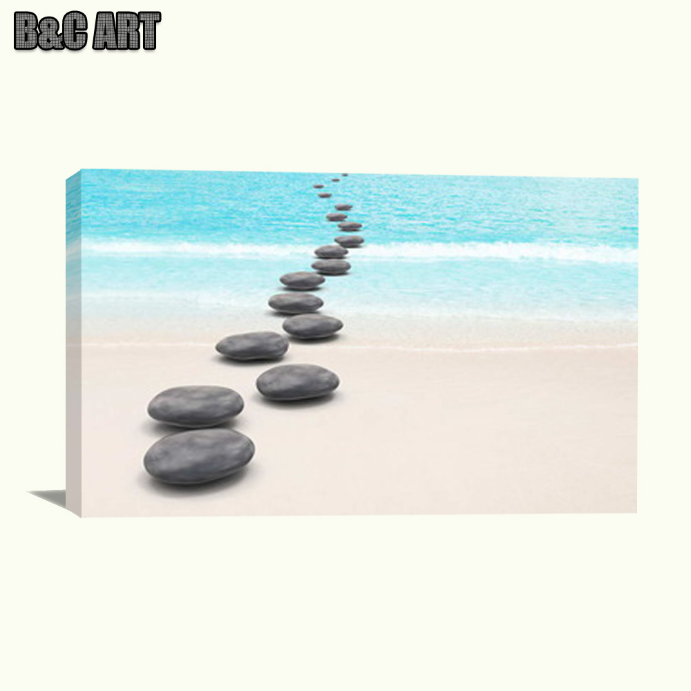 Waterproof Decorative Vinyl Wall Paper Stone Road Printing 3D Floor Stickers for Bathroom