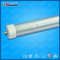 super brightness CE RoHS UL DLC approval 36W 40W 45W single one pin FA8 R17D G13 2400mm f96t12 replacement led tube