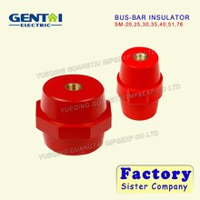 Good Quality Cheaper SM-20 SM-25S SM-25 SM-30 SM-35 SM-40 SM-45 SM-51 SM-60 SM-76 Epoxy Resin Insulator SM Bus Bar Insulator