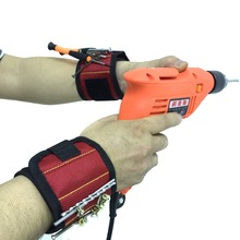 Best Magnetic Wristband For Holding Tools, Screws, Nails, Bolts, Drilling Bits, Screwdriver Bits