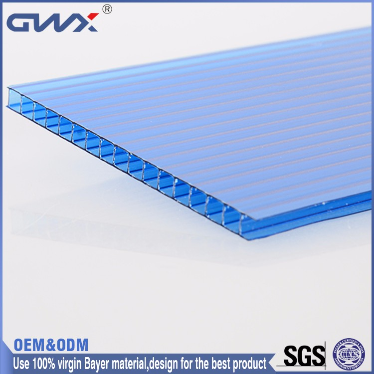 Good Sound Insulation Polycarbonate Lexan Solar Control Sheet