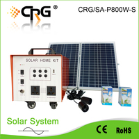 12v portable mobile home solar panel system 600w pay as you go solar system for outdoor