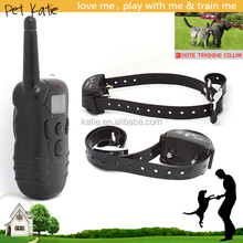Innovation Pet Articles Promotional Electronic Training Dog Collars Smart
