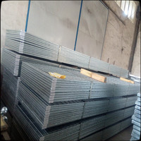 hot dip galvanized electric forged welding steel grating