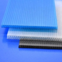 UV protection bayer polycarbonate plastic honeycomb sheet ISO certification