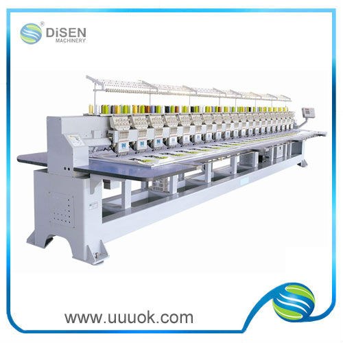 High precision lace embroidery machine