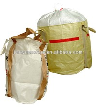 China manufacturers pp jumbo bags for paking dangerous goods