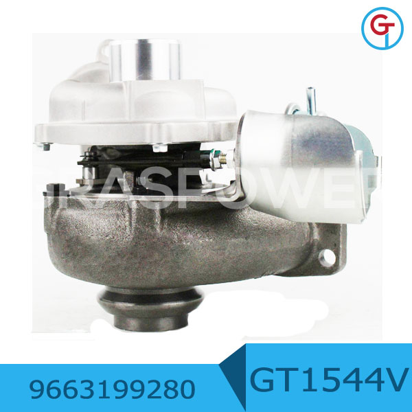 9660641380 GT1544V 753420 <strong>Turbo</strong> Peugeot 206 DV6TED4 - 9HZ