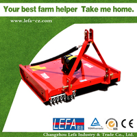 Portable Flail Mower Tractor Mounted Mini Lawn Mower Price