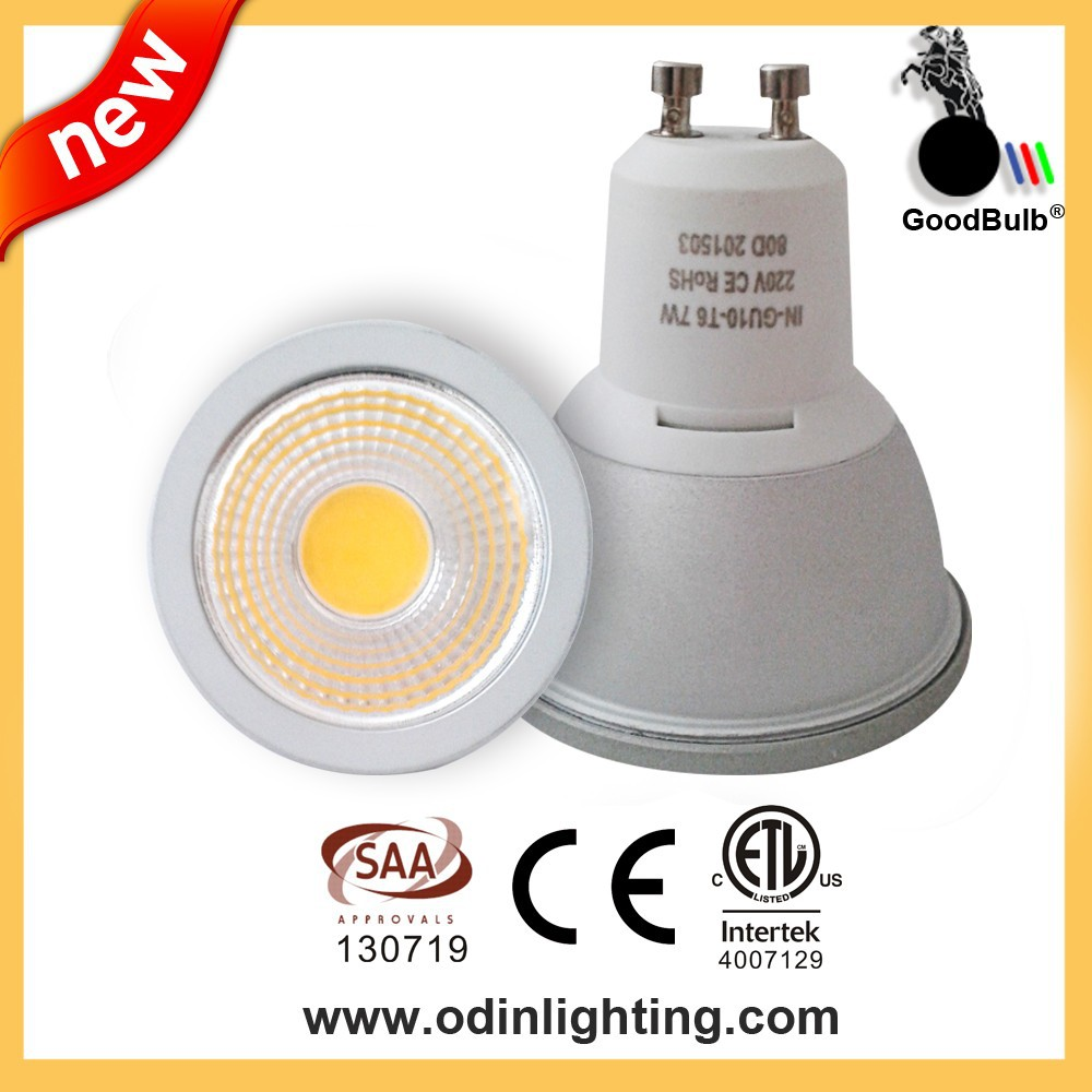 warm white high lumen 100w equivalent led mr16 7w gu10 led <strong>spotlight</strong>