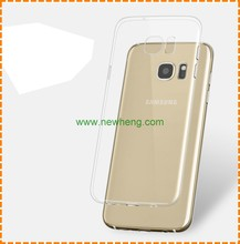 For Samsung Galaxy S8 Ultra-thin Soft Clear TPU Protect Back Cover Case