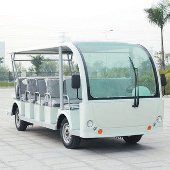 23 Seats Electric sightseeing Shuttle with CE certificate DN-23(China)