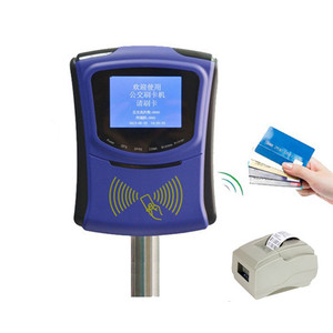 Bus Ticket System Complete/Complete Payment Solution on Public Transport