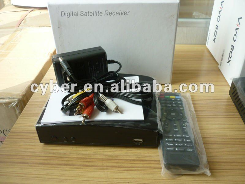 IKS SKS twin tuner nagra 3 decodr original Vivo BOX NUCO without logo
