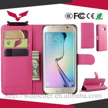 Company GIft pu leather flip case for Galaxy i9295 i9190
