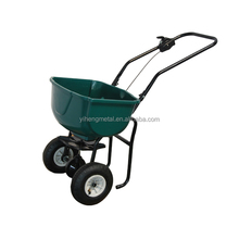 TC2026 Iron manual fertilizer spreader used for garden